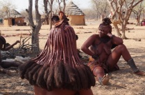 Hairstyle of the Himba