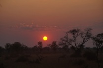 Sunrise @ South Luangwa NP